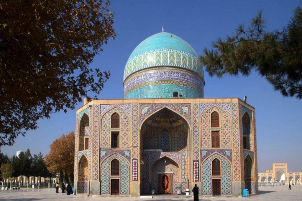 مقبرة الخواجه مراد في مشهد -السياحة في مشهد