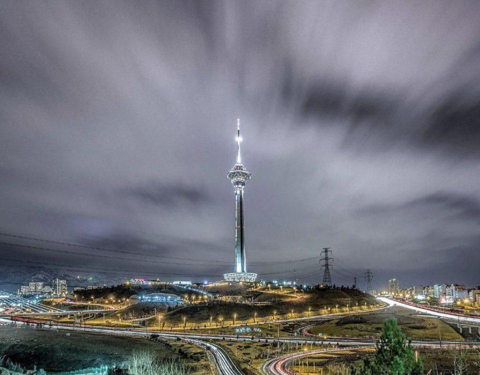 برج ميلاد
