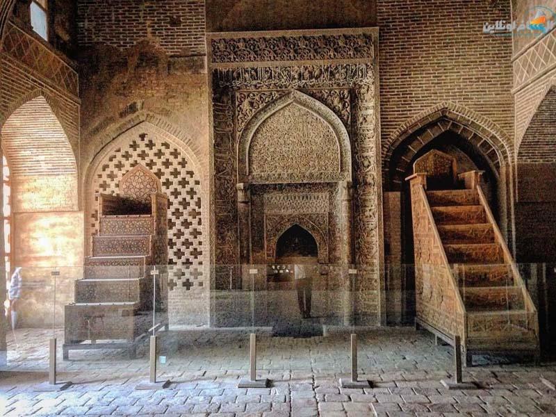 جامع أصفهان التاريخي (محافظة أصفهان)