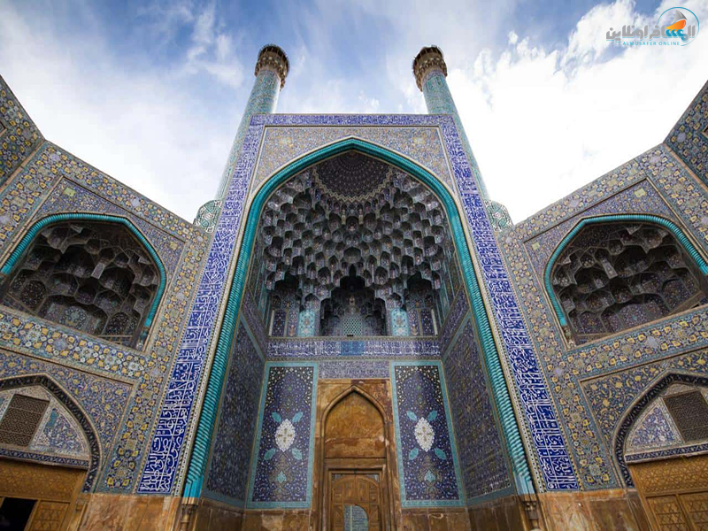 جامع أصفهان التاريخي