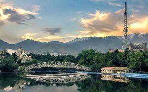 حديقة ملت في طهران