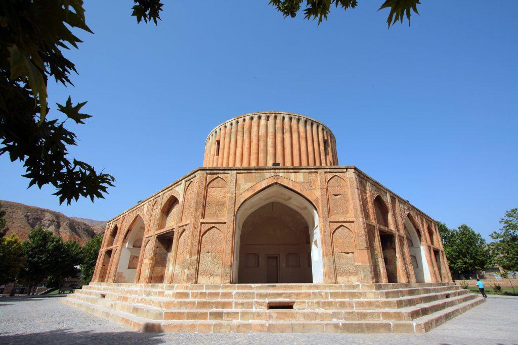 قصر خورشيد (الشمس) كلات في مشهد