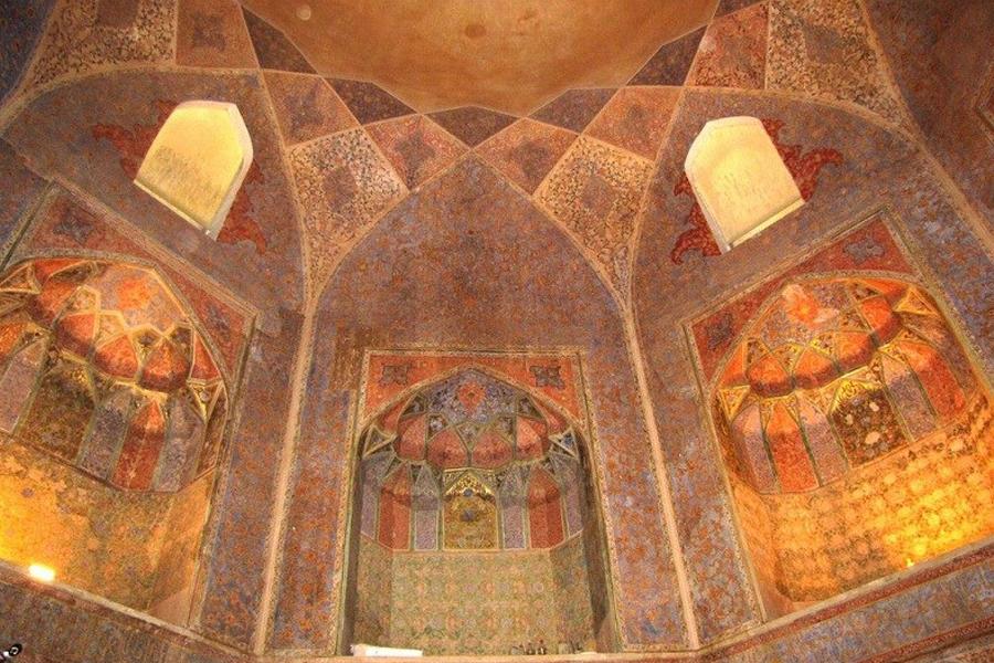قصر خورشيد-كلات نادري