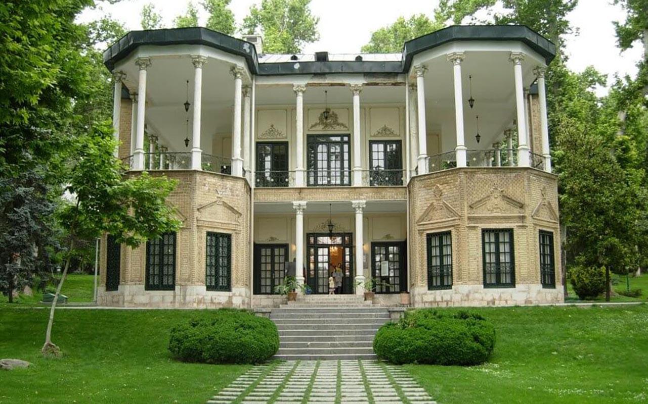 قصر نیاوران