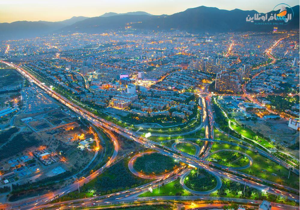 محافظة-طهران