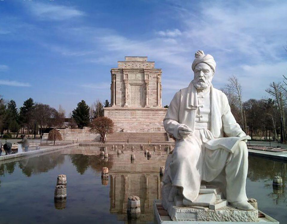مرقد الشاعر فردوسي و متحف طوس