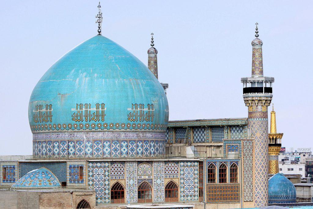 مسجد گوهرشاد (مشهد) | السياحة في مشهد