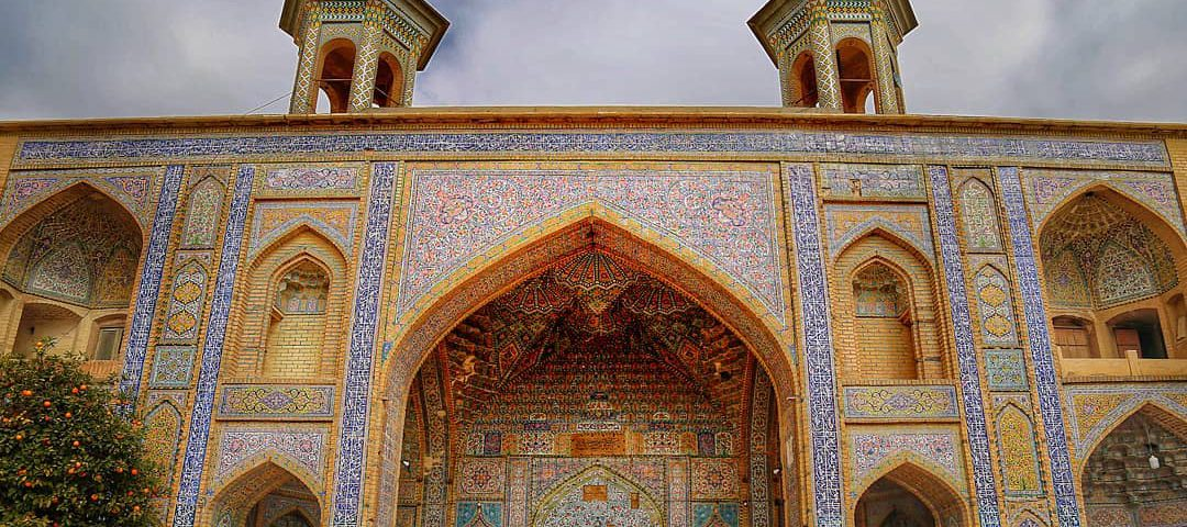 مسجد مشير في شيراز