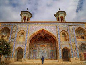 مسجد مشير في شيراز | السياحة في شيراز