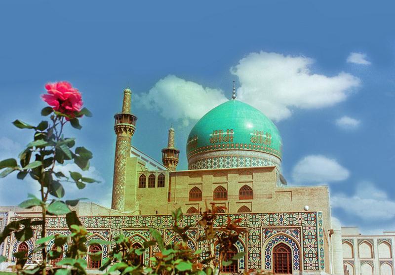 مسجد جوهرشاد
