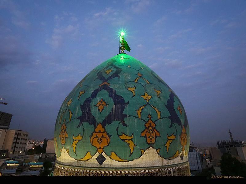 مرقد امام زاده صالح في طهران