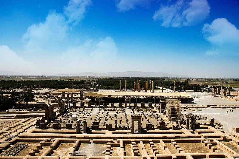 برسبوليس (محافظة فارس)
