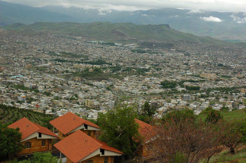 محافظة كردستان