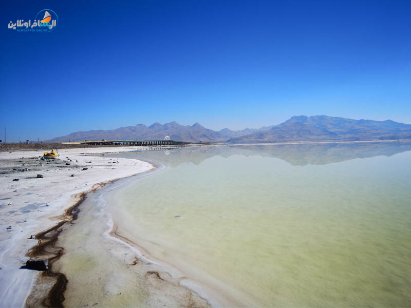بحيرة أرومية (محافظة آذربيجان الغربية)