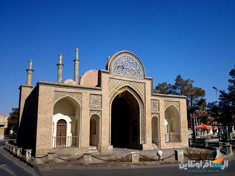 بوابة أرج (محافظة سمنان)