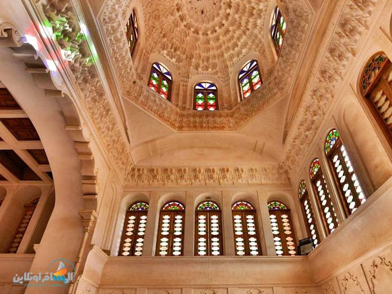 بيت آقازاده التاريخي (محافظة يزد)