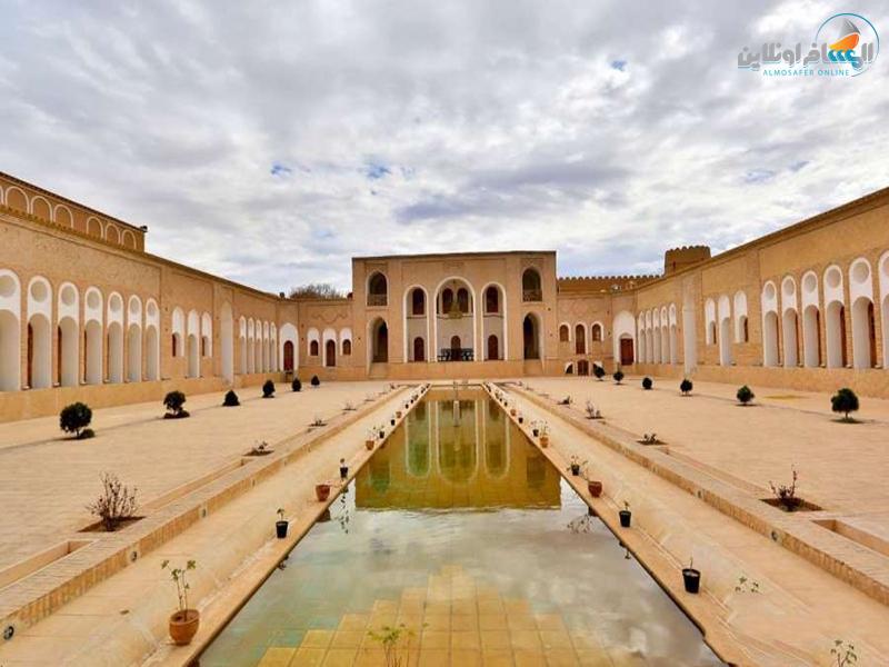 بيت حاج آقا علي التاريخي (محافظة كرمان)