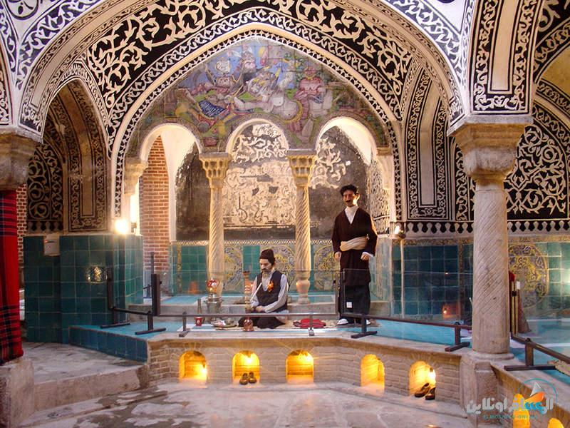 حمام حاج آقا تراب التاريخي