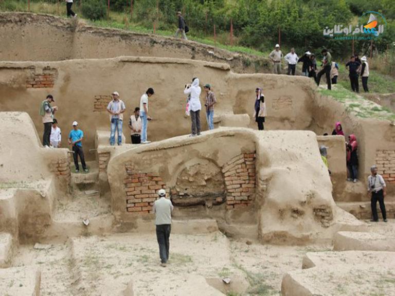 السياحة في إيران محافظة كلستان
