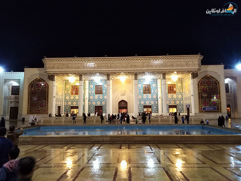 شاه جراغ (محافظة فارس)
