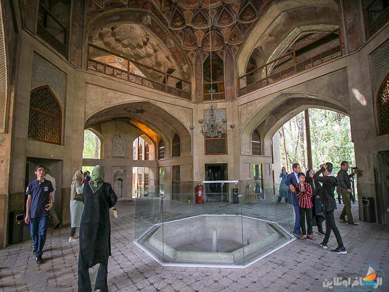 صرح هشت بهشت التاريخي (محافظة أصفهان)-6