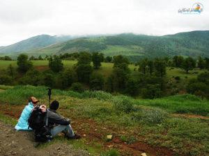 السياحة في جبل غابة الغيوم