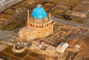 قبة سلطانية ( محافظة زنجان)-3