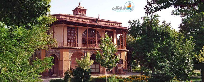 قصر جهلستون التاريخي (محافظة قزوين) :