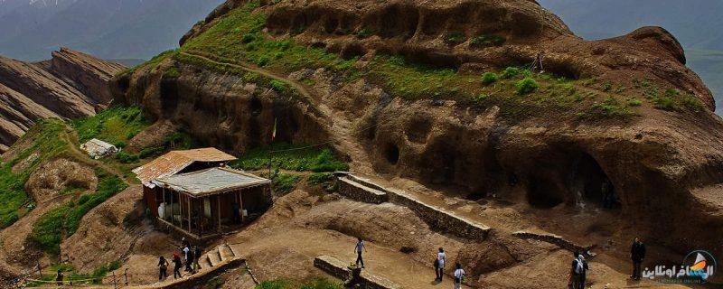 قلعة ألموت التاريخية