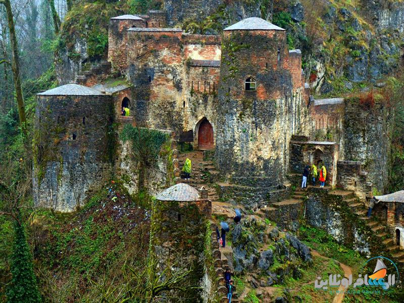 قلعة رودخان (محافظة كيلان)