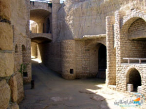 مدينة كاريز التاريخية تحت الأرض