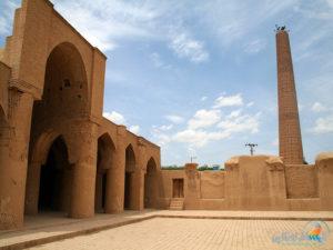 مسجد تاريخانة التاريخي