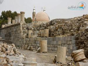 معبد أناهيتا (محافظة كرمانشاه)