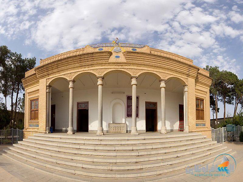 معبد بهرام التاريخي (محافظة يزد)