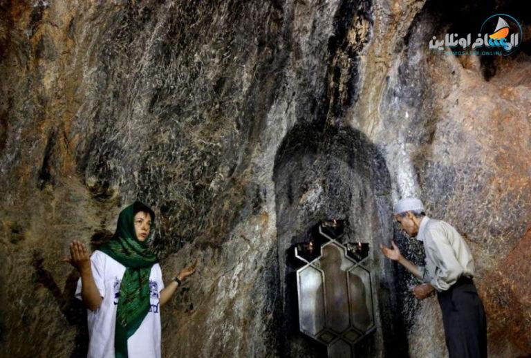 معبد جك جك التاريخي (محافظة يزد)