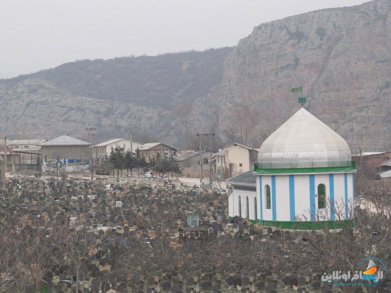 مقبرة سفيد جاه التاريخية (محافظة مازندران)