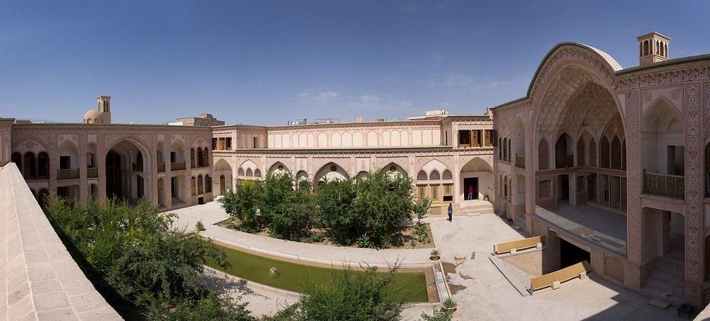 منازل كاشان التاريخية