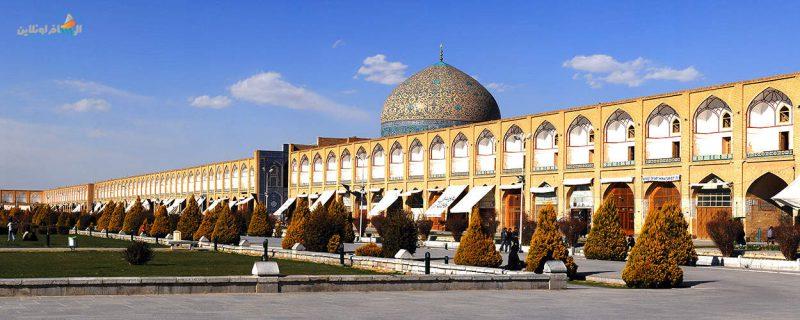 السياحة في محافظة أصفهان