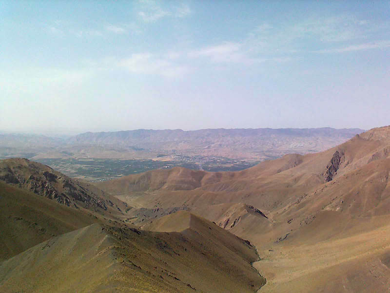 قرية وشلال ميرينا فارزان