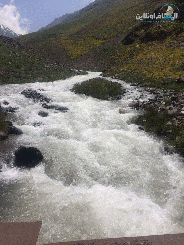 السياحة في أردبيل إيران