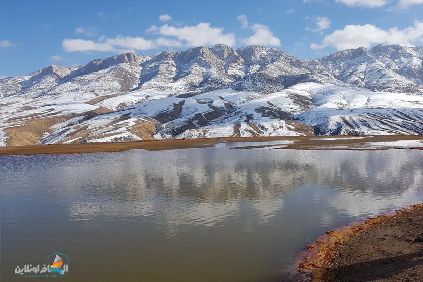 أجمل الأماكن في إيران - باداب سورت