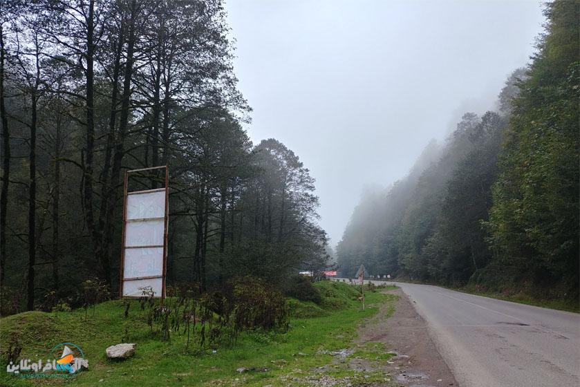 غابة عباس آباد