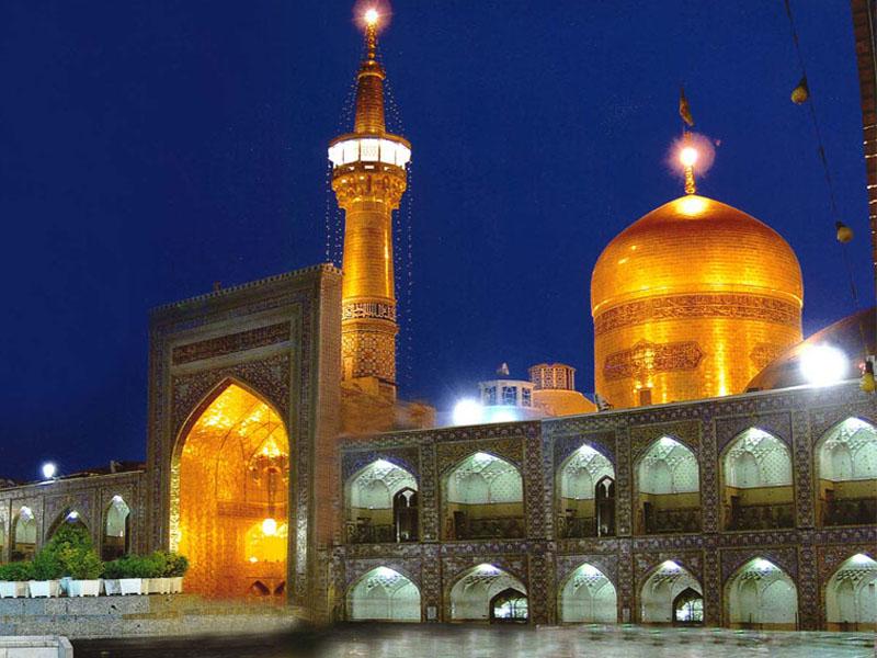ضريح الإمام رضا