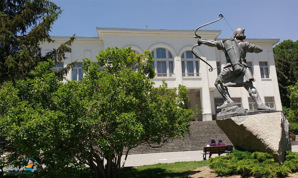 قصر سعد آباد
