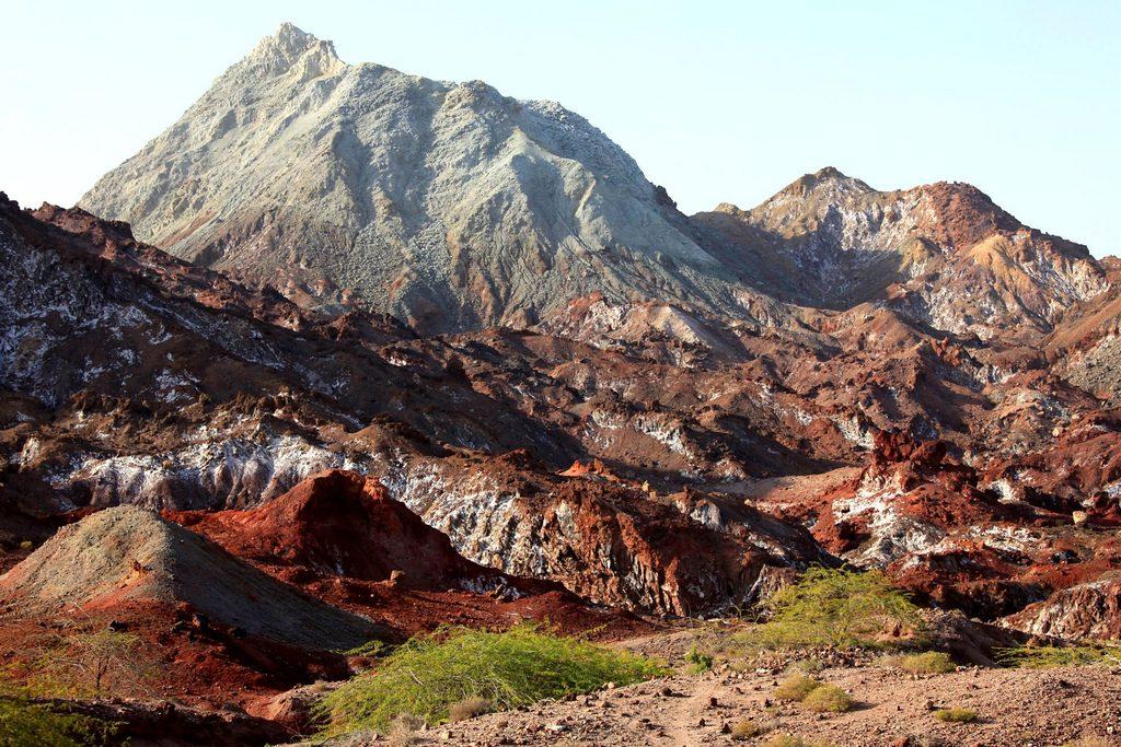 وادي قوس قزح