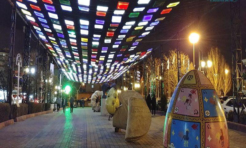 السياحة في تبريز
