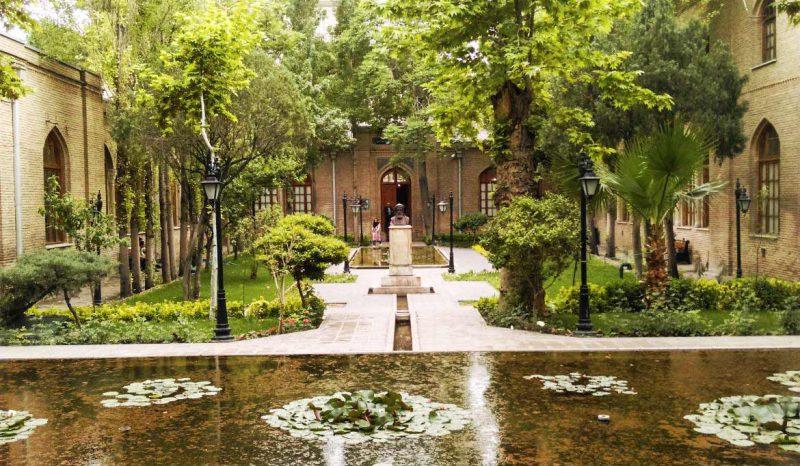 حديقة نجارستان