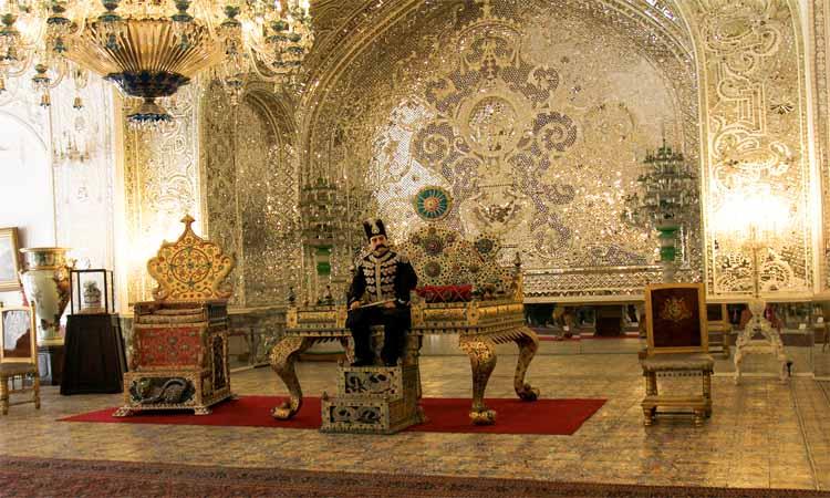 قصر جولستان في طهران