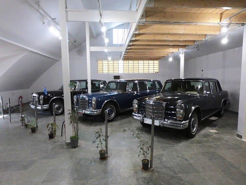 متحف العائلة المالكة للسيارات