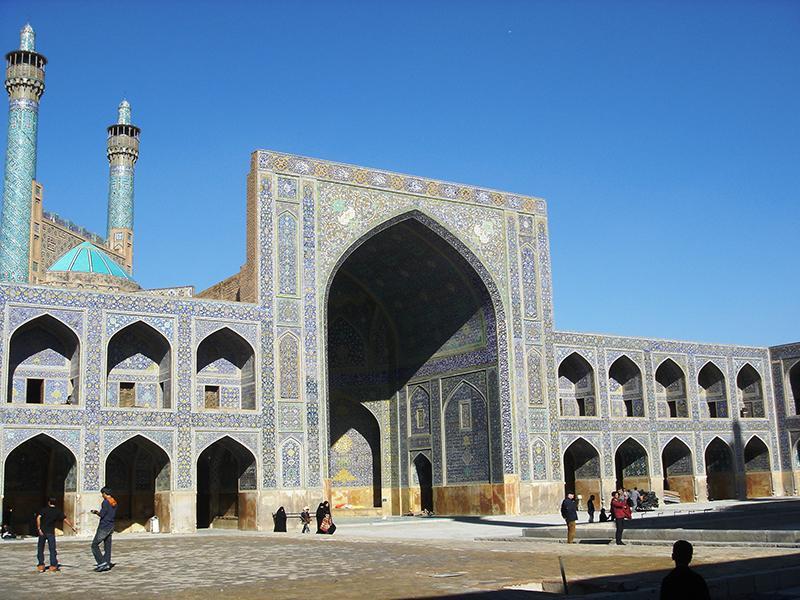 مسجد إمام في أصفهان